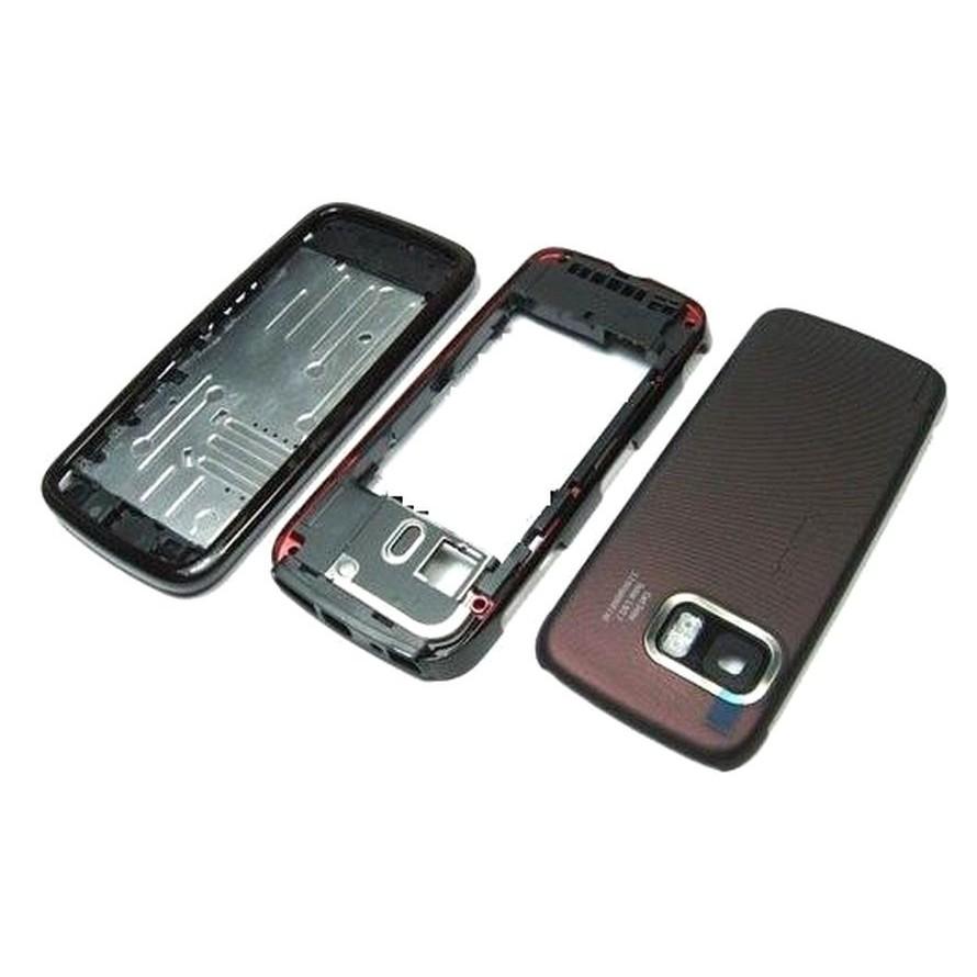 Full Body Housing For Nokia 5800 Xpressmusic Black - Maxbhi.com ...