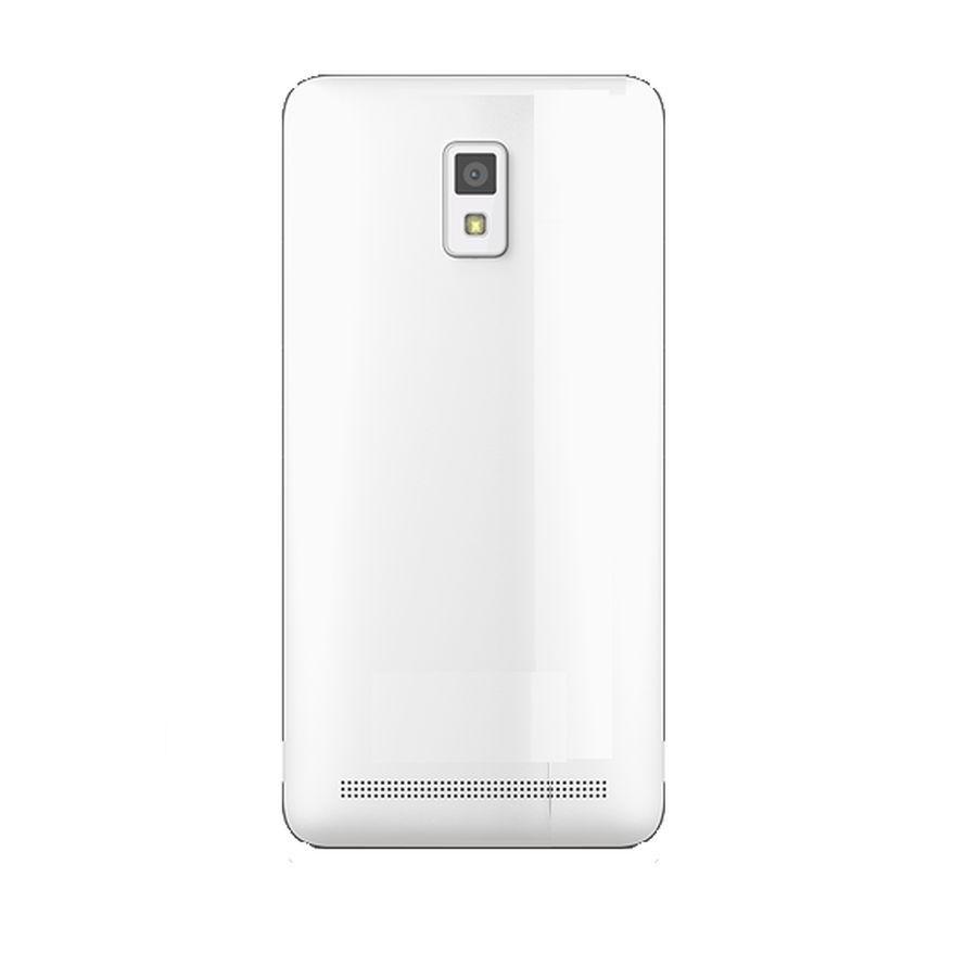 Full Body Housing For Lenovo A6600 White