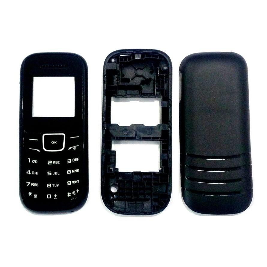 pretty nice 11e9e 27017 Full Body Housing for Samsung E1200 Pusha - Black
