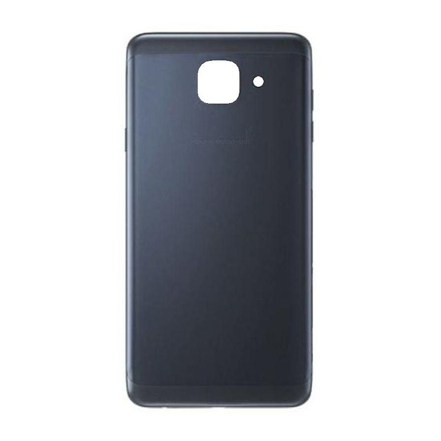 new style 3fbd9 a5080 Back Panel Cover for Samsung Galaxy J7 Max - Black