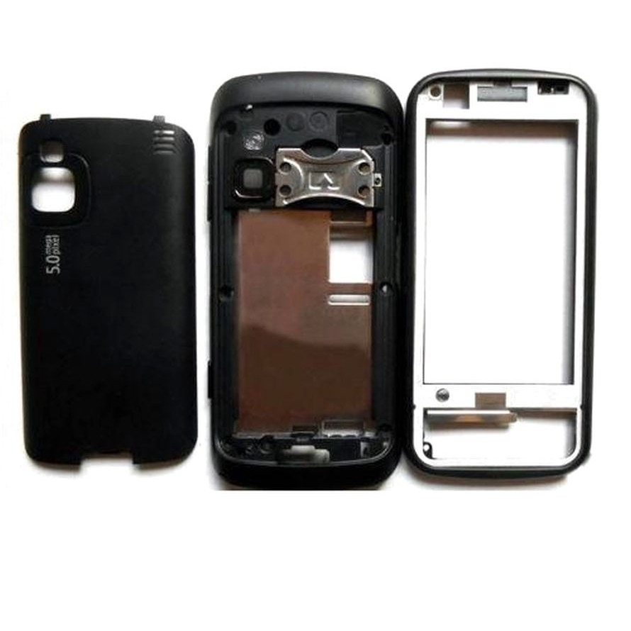 Full Body Housing For Nokia C6 Black - Maxbhi.com ...