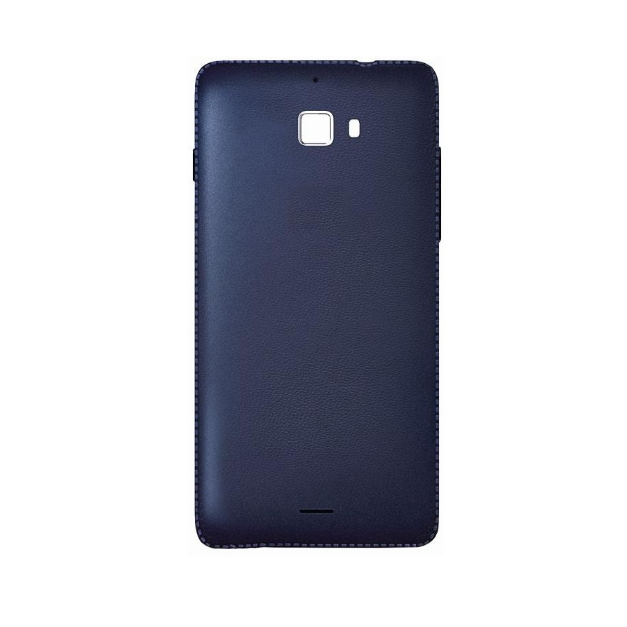 separation shoes 296a6 07039 Back Panel Cover for Micromax A310 Canvas Nitro - Blue