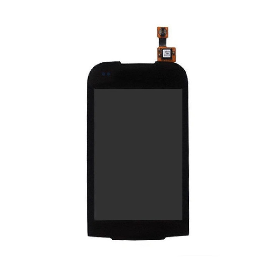 Lcd With Touch Screen For Lg Optimus Net Dual P698 White By - Maxbhi.com