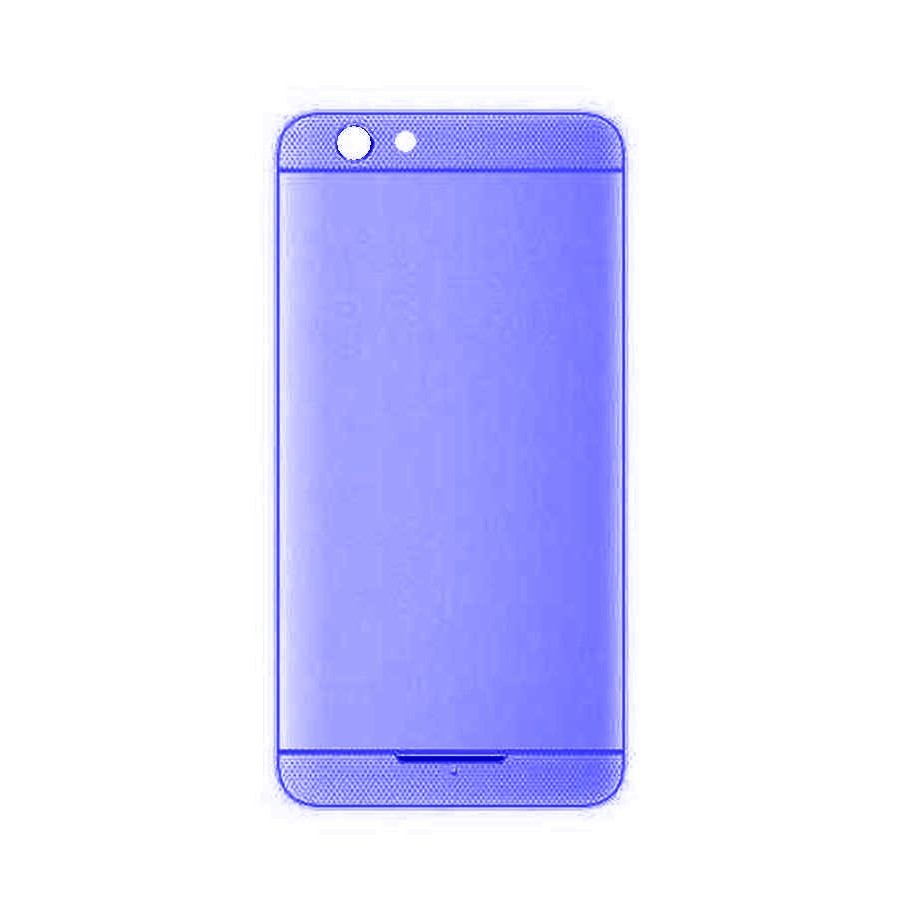 the latest 8f026 bc297 Back Panel Cover for Intex Aqua Young 4G - Blue