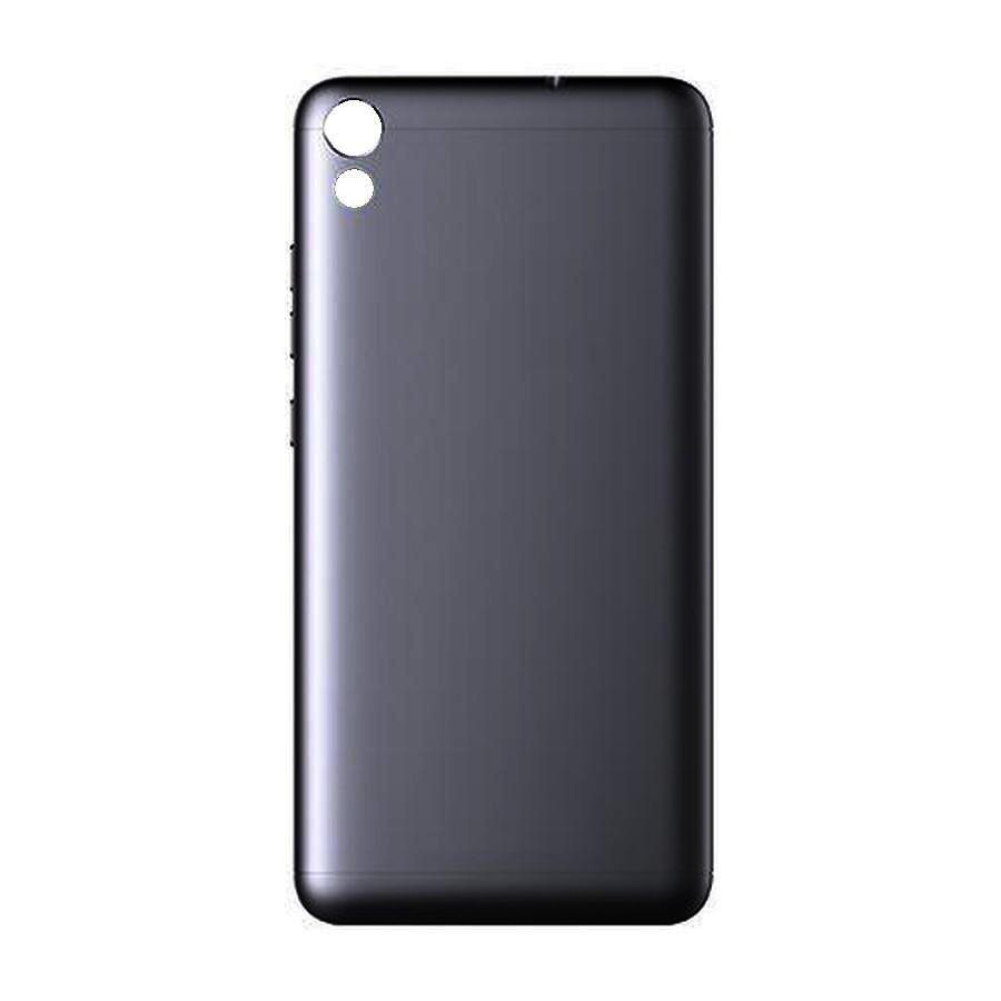 the best attitude 65a11 b8076 Back Panel Cover for Tecno i3 - Black