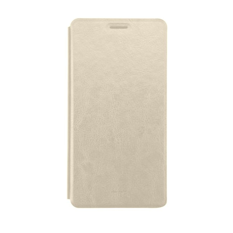 official photos 07b11 36a76 Flip Cover for Samsung Galaxy J5 Pro - Gold