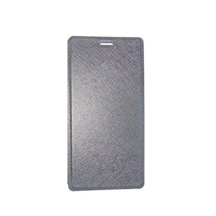 release date 25a1e 6bf72 Flip Cover for Lava A97 2GB RAM - Grey