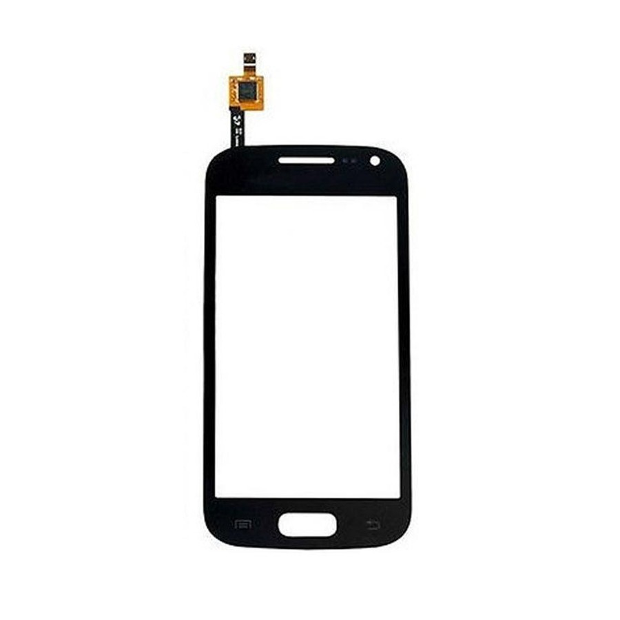 74bf19a23 Touch Screen Digitizer For Samsung Galaxy Ace 2 I8160 Black By - Maxbhi.com