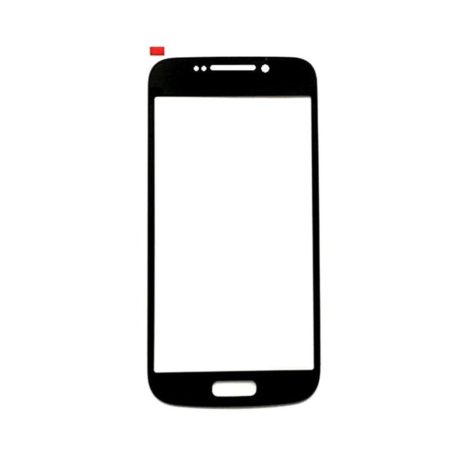 Replacement Front Glass For Samsung Galaxy S4 Zoom Black By