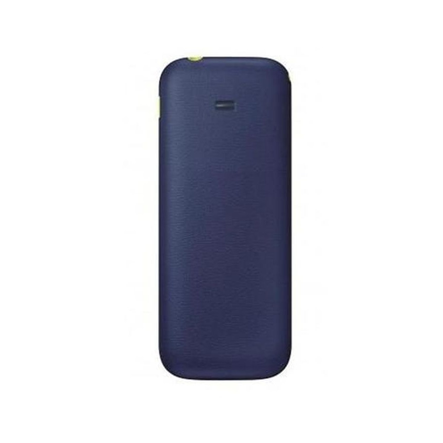 promo code 013d9 7763a Back Panel Cover for Samsung Guru Music 2 - Blue