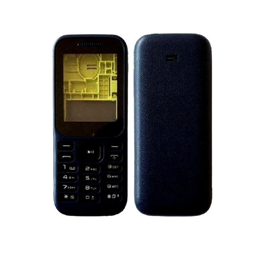 Full Body Housing For Samsung Guru Music 2 Blue Maxbhi Com
