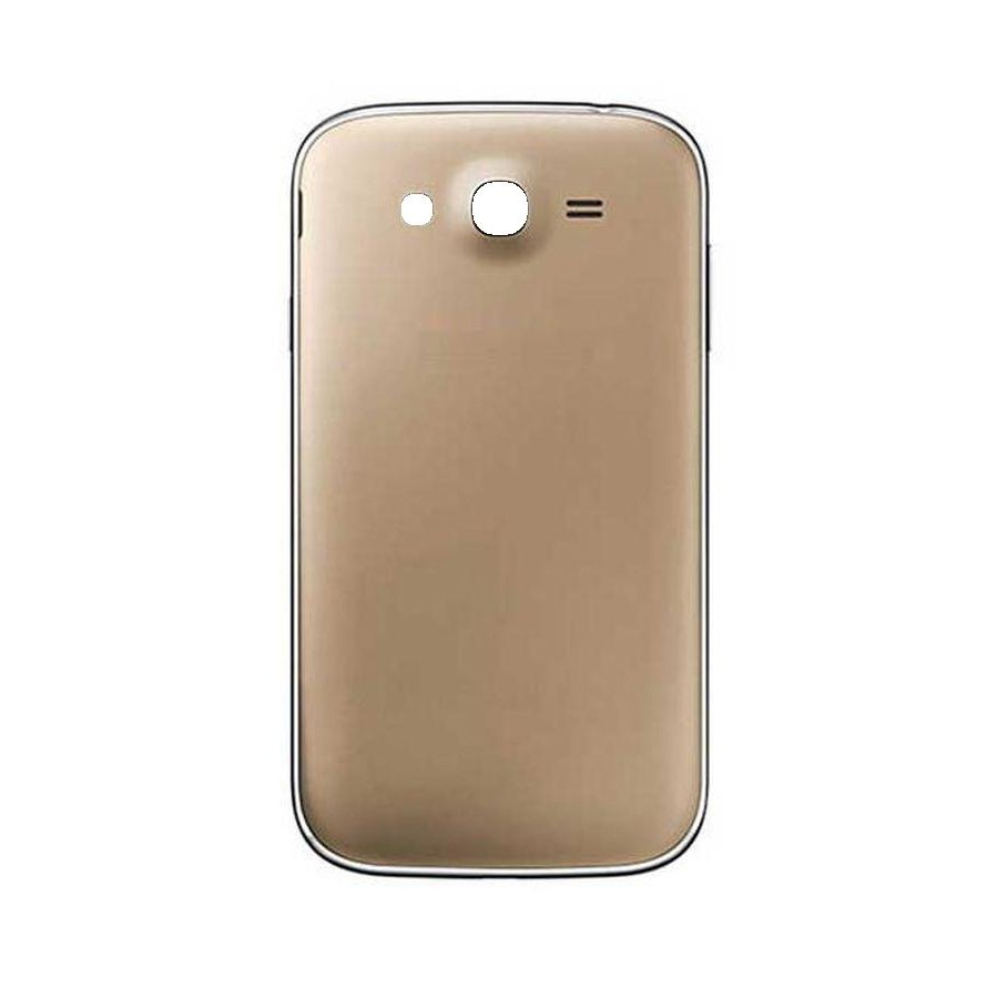 half off ab554 b6f26 Back Panel Cover for Samsung Galaxy Grand Neo Plus GT-I9060I - Gold