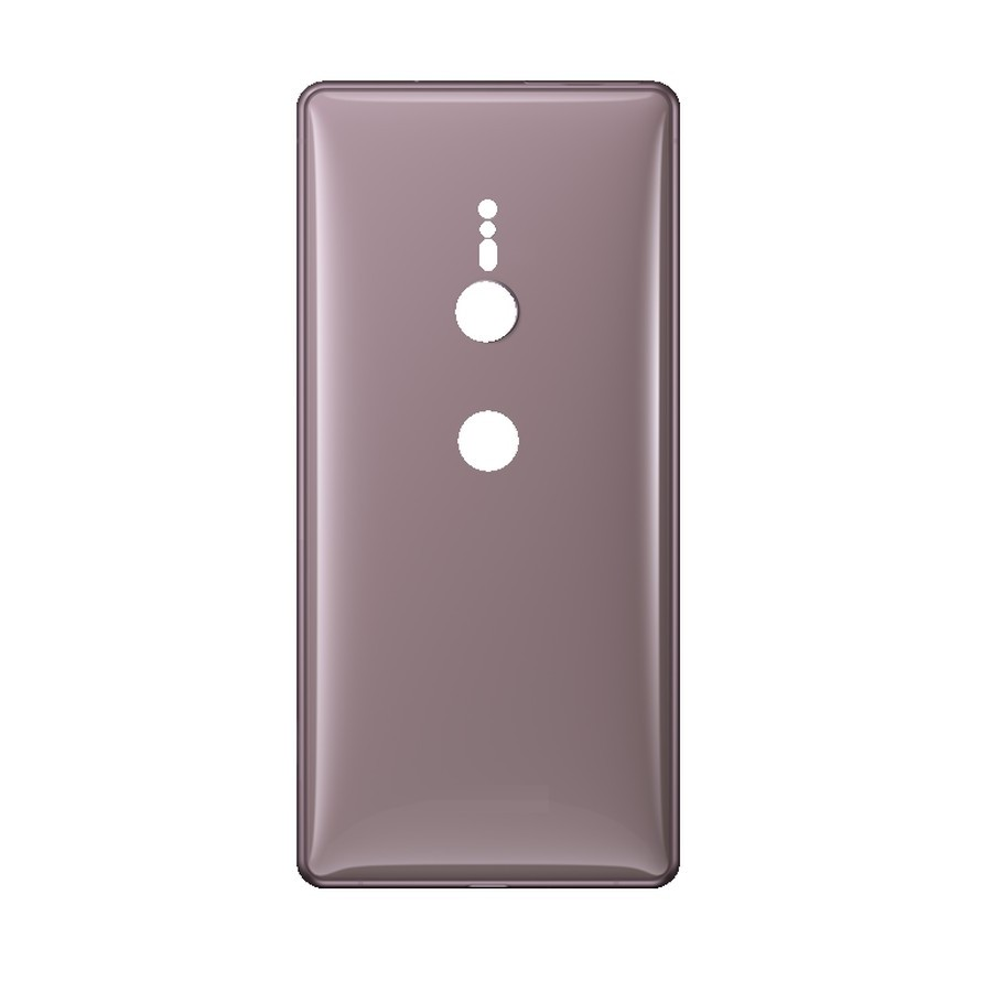 newest 8e992 c36dd Back Panel Cover for Sony Xperia XZ2 - Pink