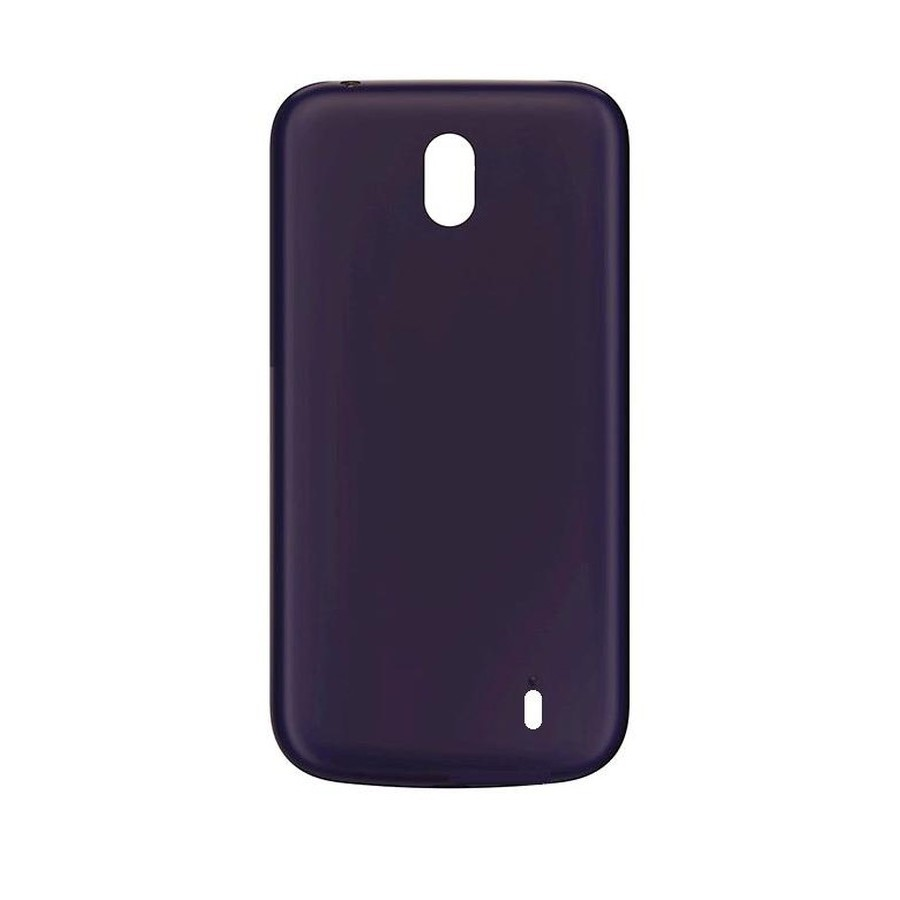 official photos ab2f1 32a0b Back Panel Cover for Nokia 1 - White