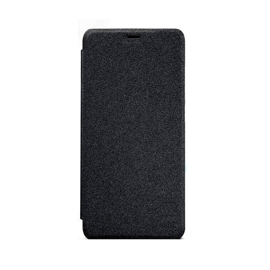 the latest 8885a 59d41 Flip Cover for Lava Z70 - Black