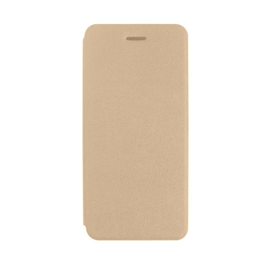 the latest f6aac b8dfb Flip Cover for Oppo F5 Youth - Gold