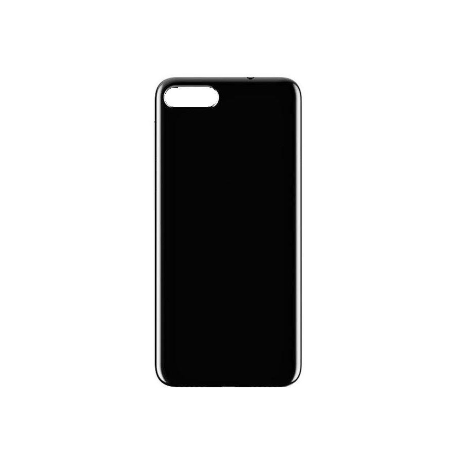 huge selection of 5182a 4d3d7 Back Panel Cover for Micromax Canvas 1 2018 - Black