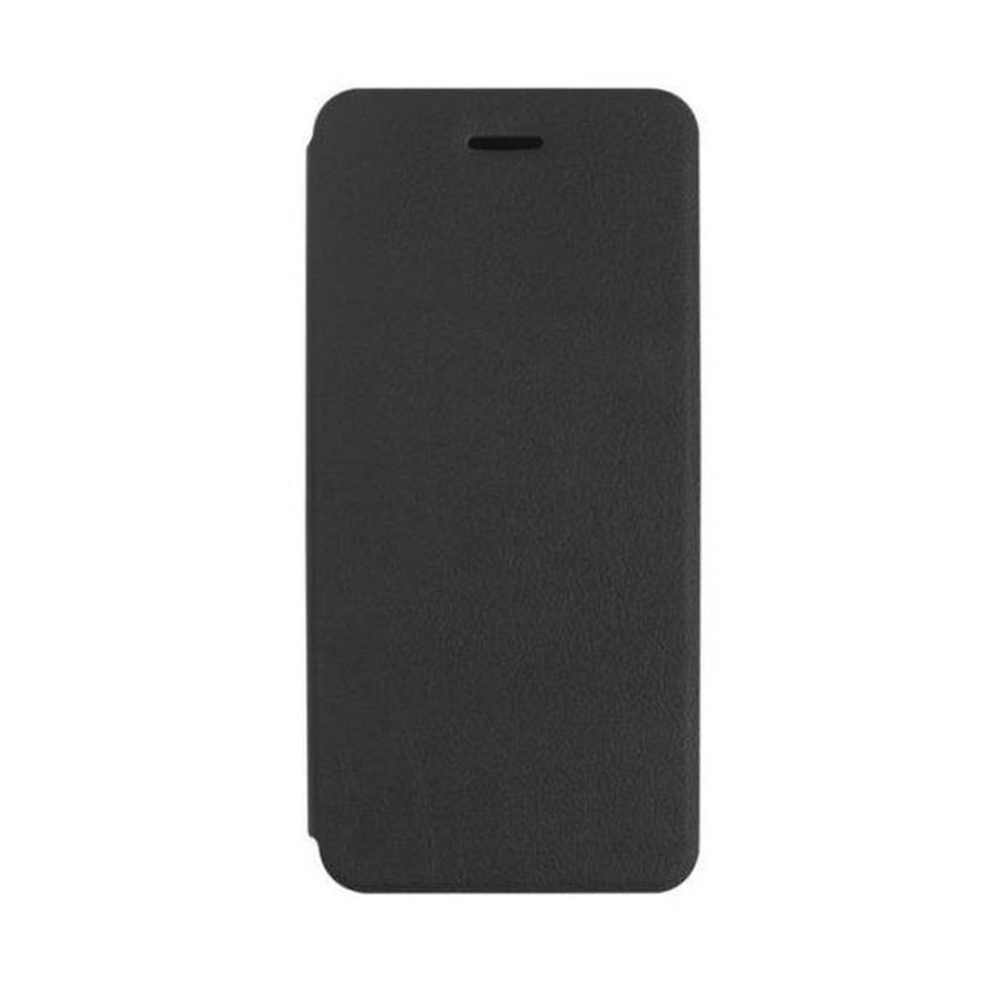 Flip Cover for Micromax Canvas 1 2018 - Black