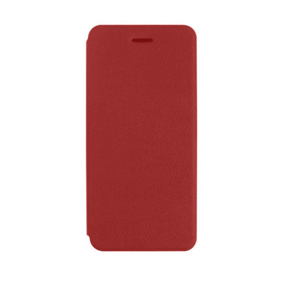 huge discount 83a80 9d578 Flip Cover for Oppo Realme 1 - Red