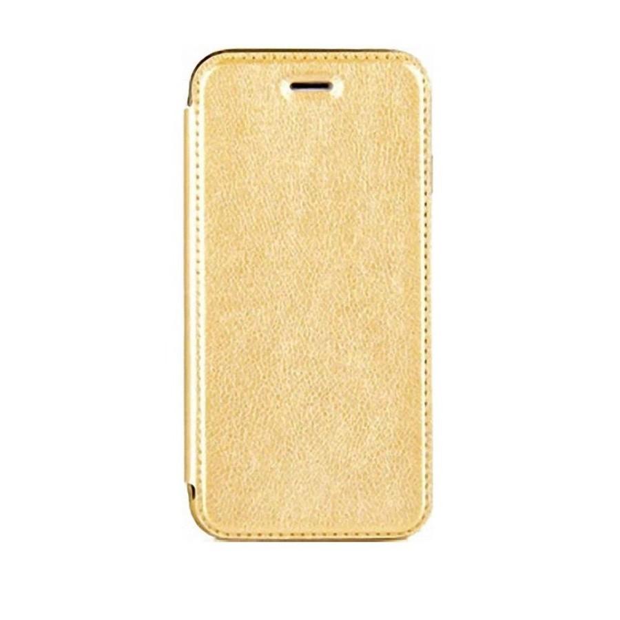 Flip Cover for Xiaomi Mi 8 - Gold