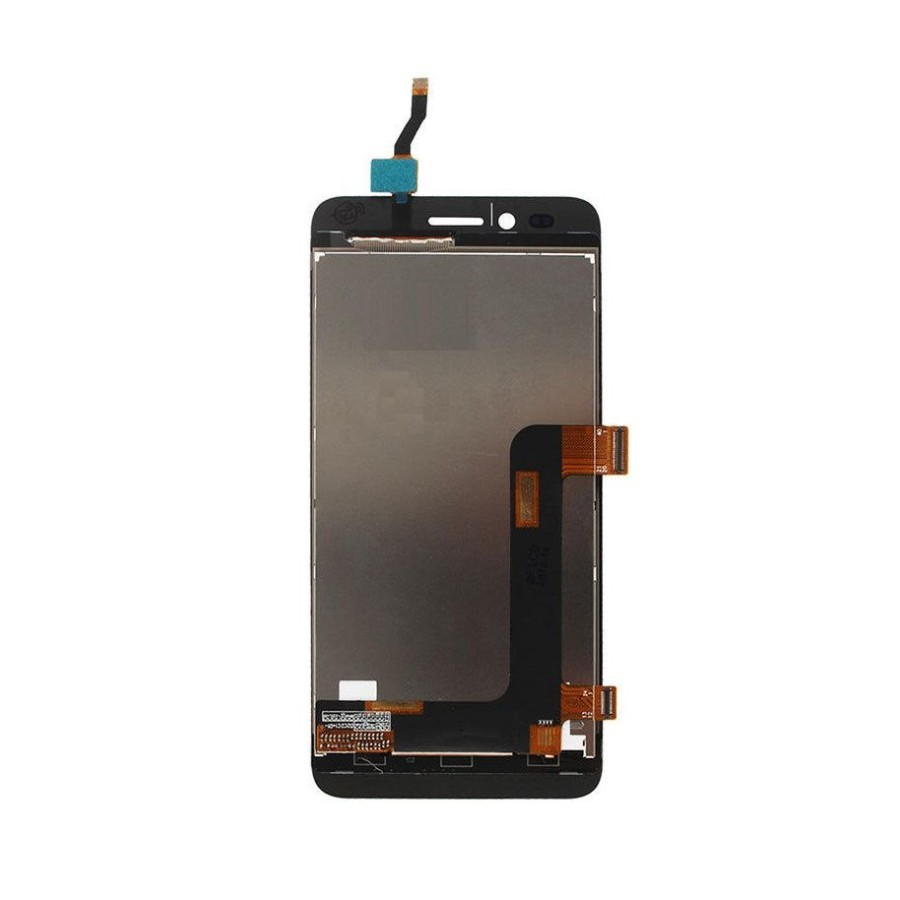 LCD with Touch Screen for Huawei Y3 (2018) - Black by Maxbhi com