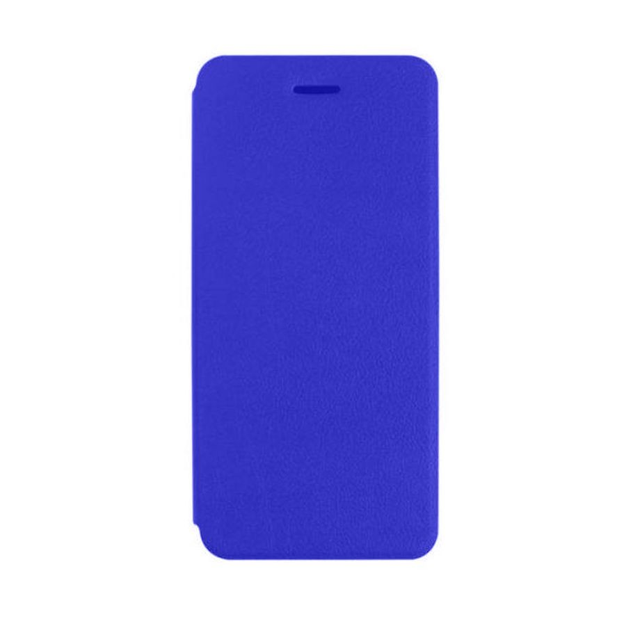 the latest 2cd36 2756e Flip Cover for Lava A3 Mini - Blue