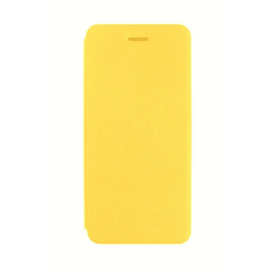 Flip Cover for Tecno Camon I Sky IN2 - Gold