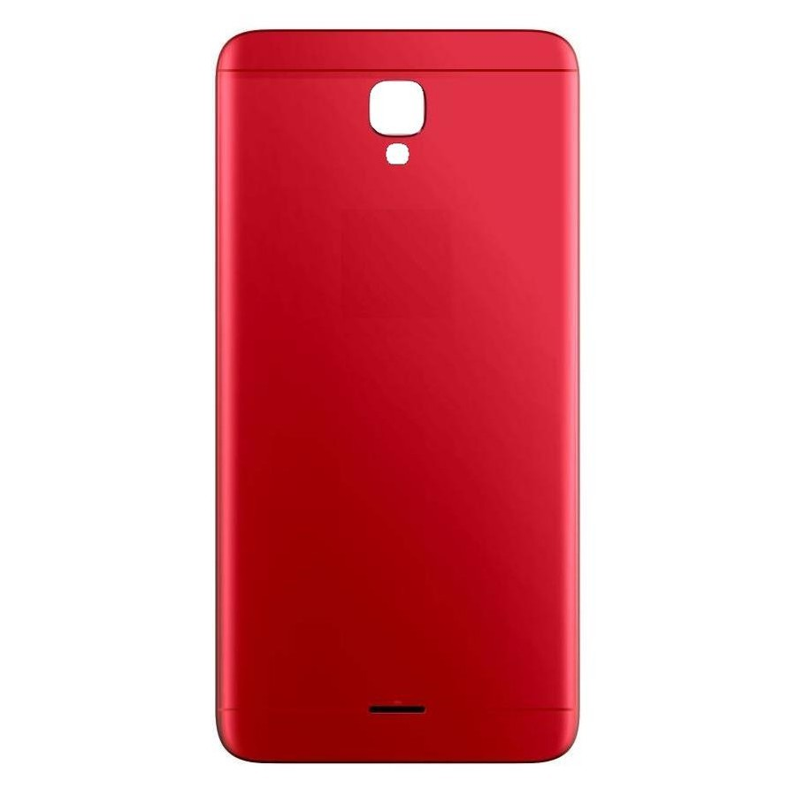 best website 5cb07 800e4 Back Panel Cover for Micromax Bharat 4 Diwali Edition - Red