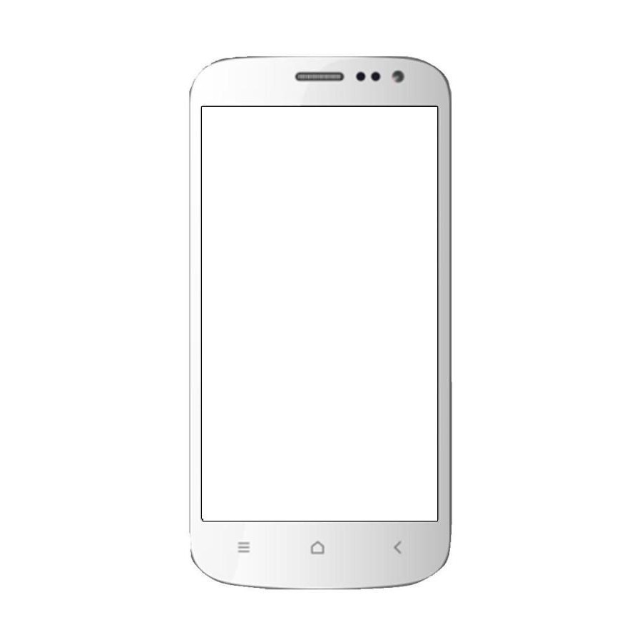 a74311226e8 Touch Screen Digitizer For Karbonn A119 White By - Maxbhi.com