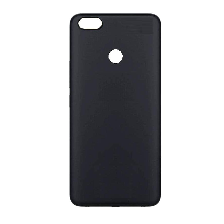 online store ef323 baad5 Back Panel Cover for Tecno Camon I Sky IN2 - Black