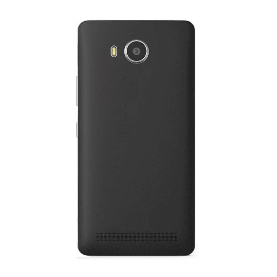 Full Body Housing For Lenovo A7700 Black