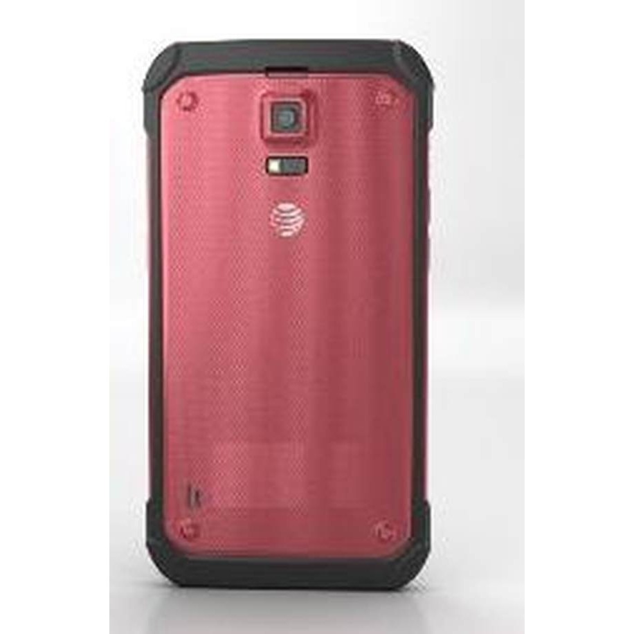half off 9a53f 886ff Back Panel Cover for Samsung Galaxy S5 Active SM-G870A - Red