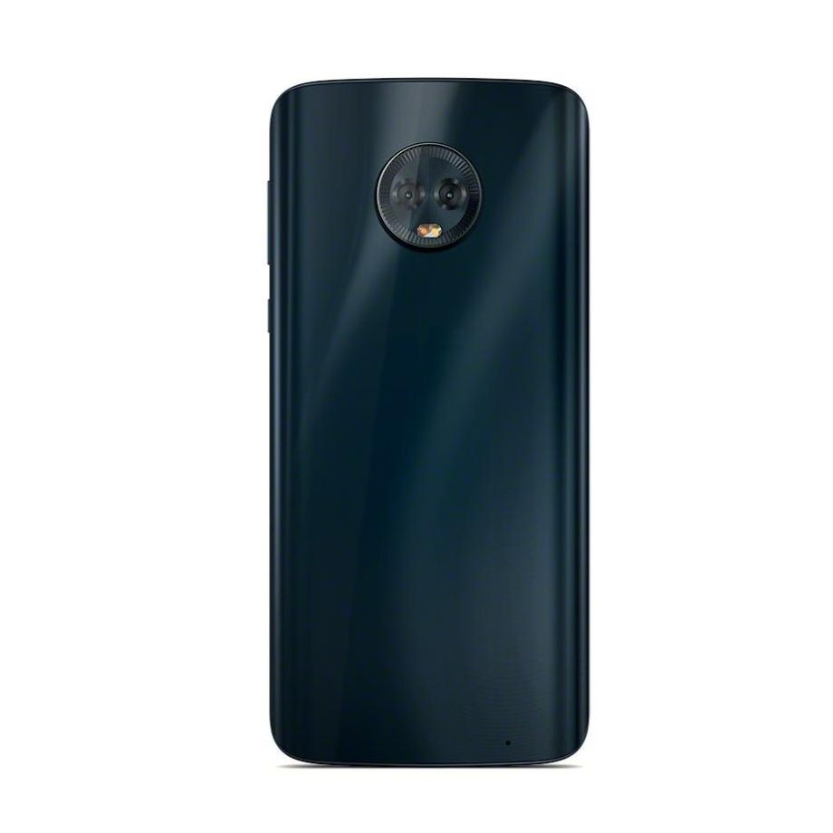 Full Body Housing for Motorola Moto G6 Plus - Indigo