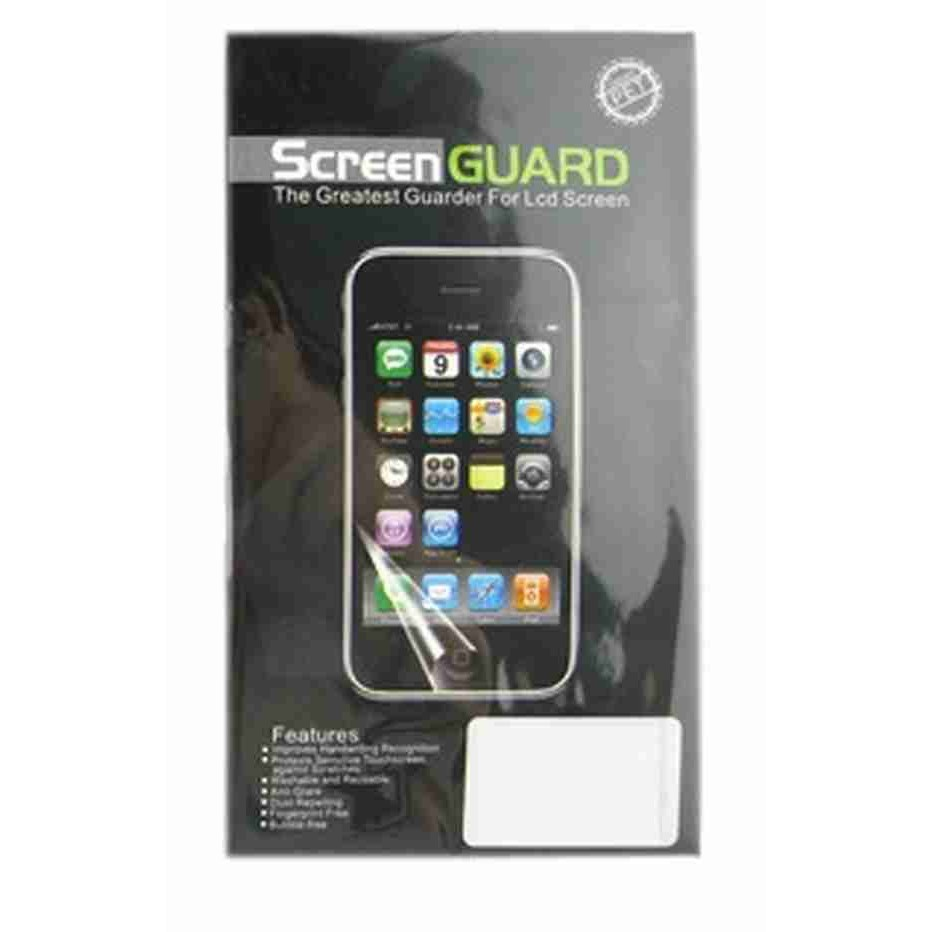 Screen Guard for Samsung P7500 Galaxy Tab 10 1 3G - Ultra Clear LCD  Protector Film