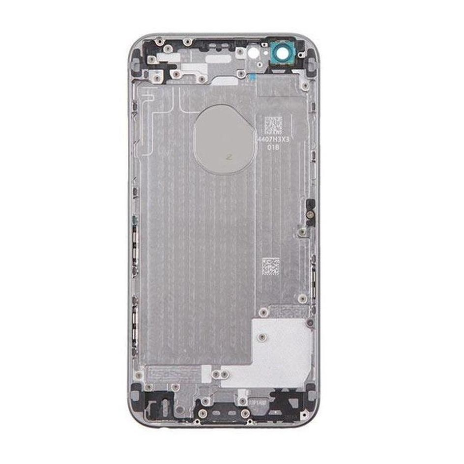 Full Body Housing For Apple Iphone 6 Plus 64gb Black Replacement By Maxbhi Com