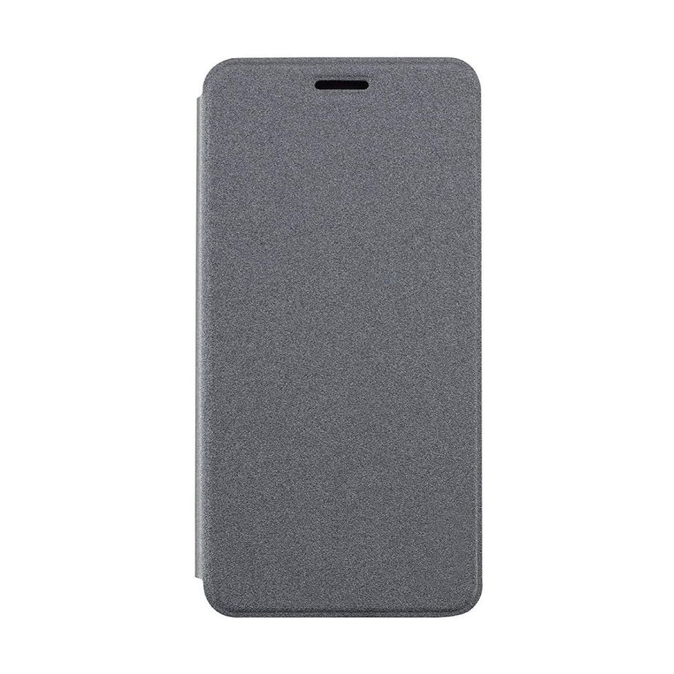 detailed pictures dcbe1 24cd3 Flip Cover for HTC Desire 820G Plus Dual SIM - Grey