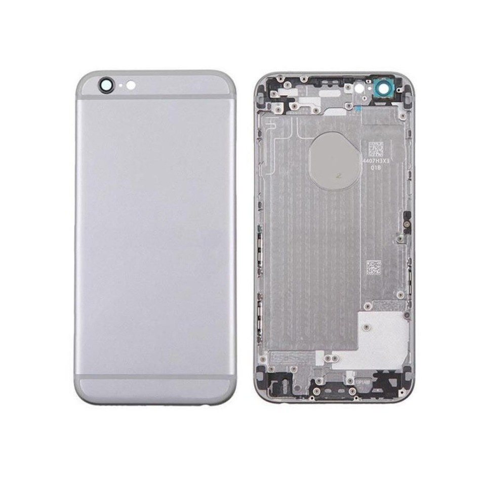 best sneakers a0fad 60412 Full Body Housing for Apple iPhone 6s Plus - Silver