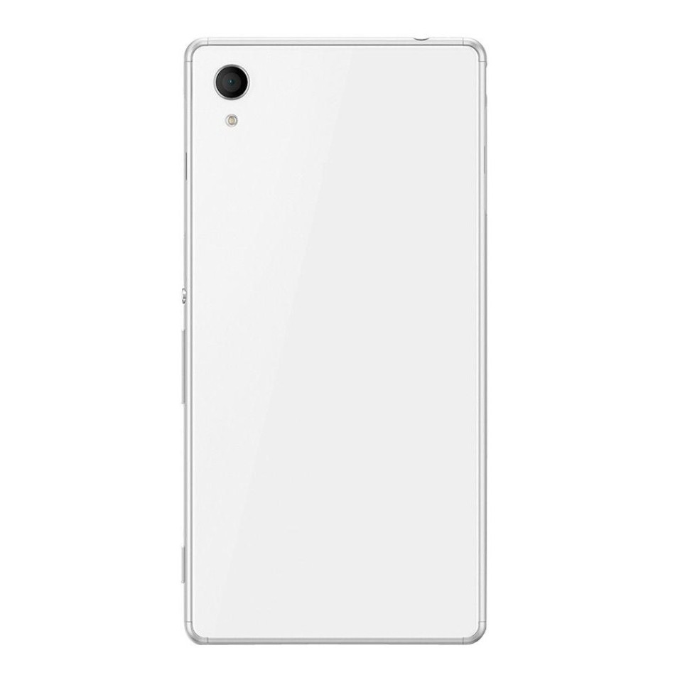 Full Body Housing for Sony Xperia M4 Aqua Dual - White