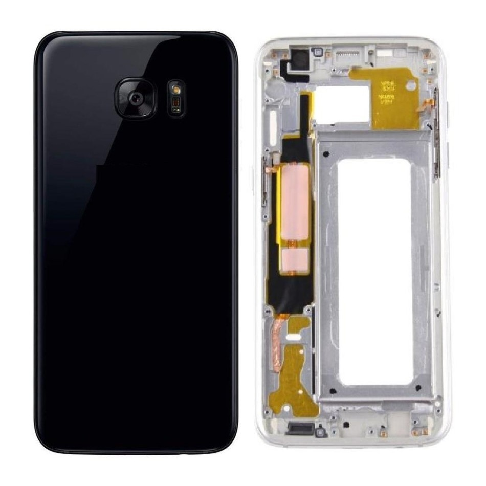 new concept 10f6c f86ac Full Body Housing for Samsung Galaxy S7 Edge - Black - Maxbhi.com