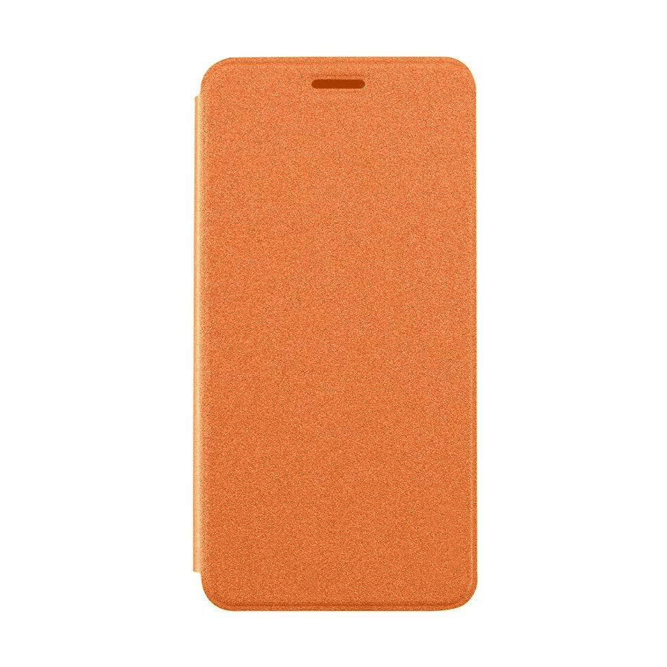 low priced 620e0 bb2c2 Flip Cover for Sony Xperia Z3+ Dual - Orange