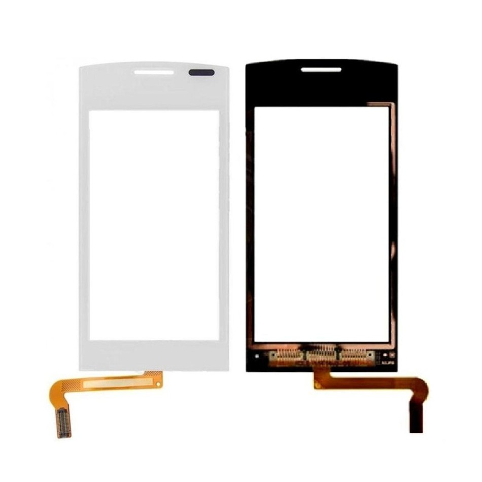Touch Screen Digitizer for Nokia 500 - White