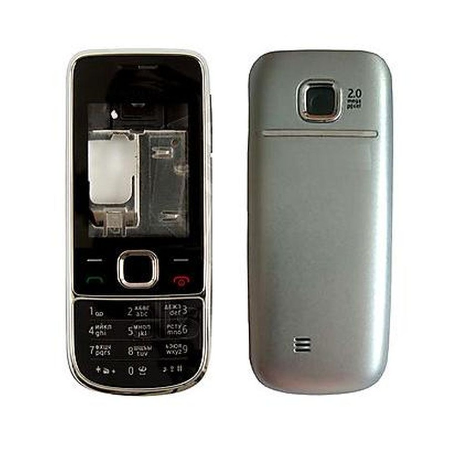new arrival d8ae5 963a4 Full Body Housing for Nokia 2700 classic - White
