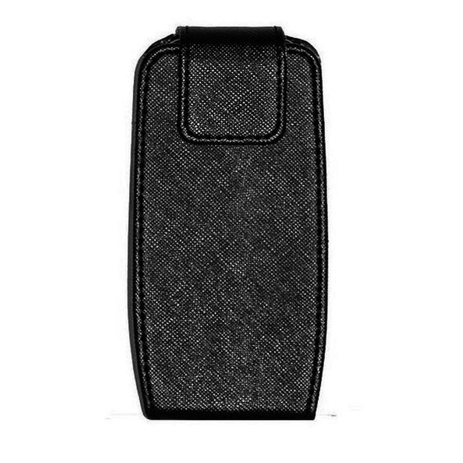 los angeles 344e7 cefe4 Flip Cover for Nokia C3-03 - Black
