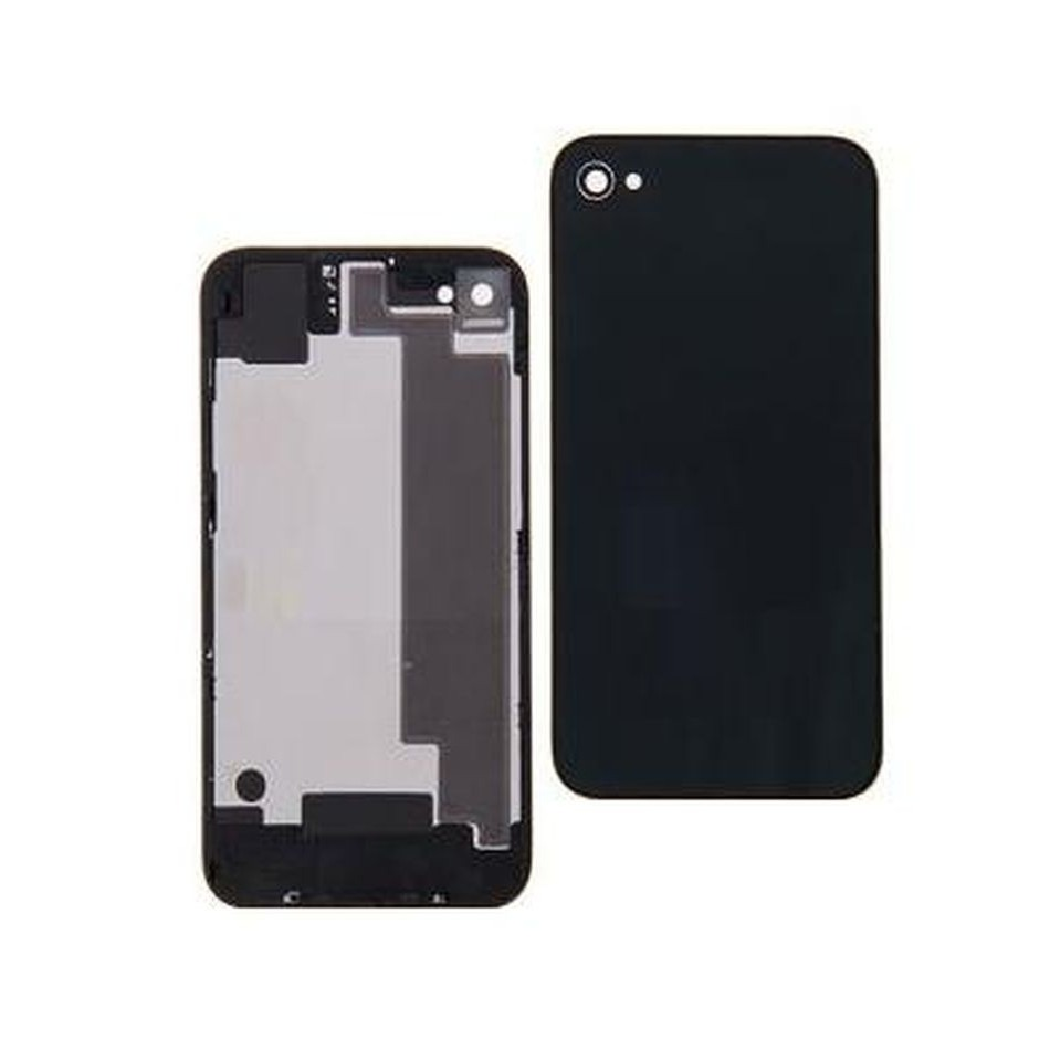 differently 2d69b 14e9f Full Body Housing for Apple iPhone 4 - Black