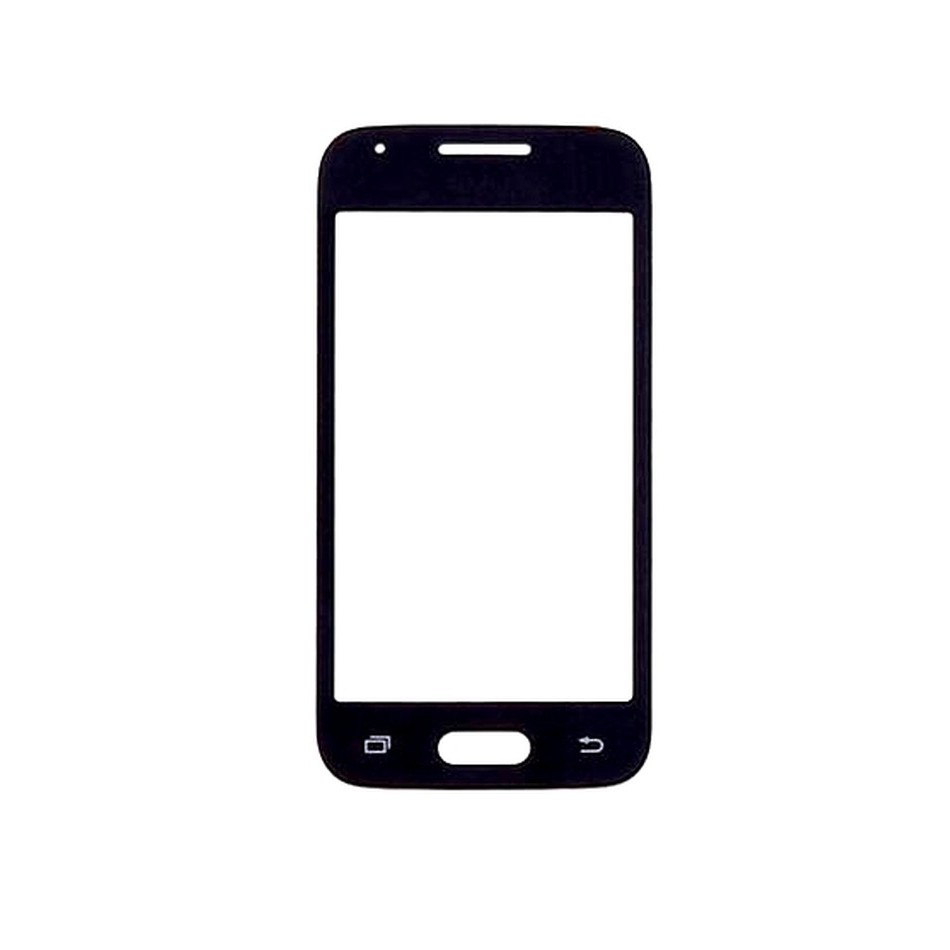 a36e37a275b Replacement Front Glass For Samsung Galaxy Ace 4 Lte Smg313f Black By -  Maxbhi.com