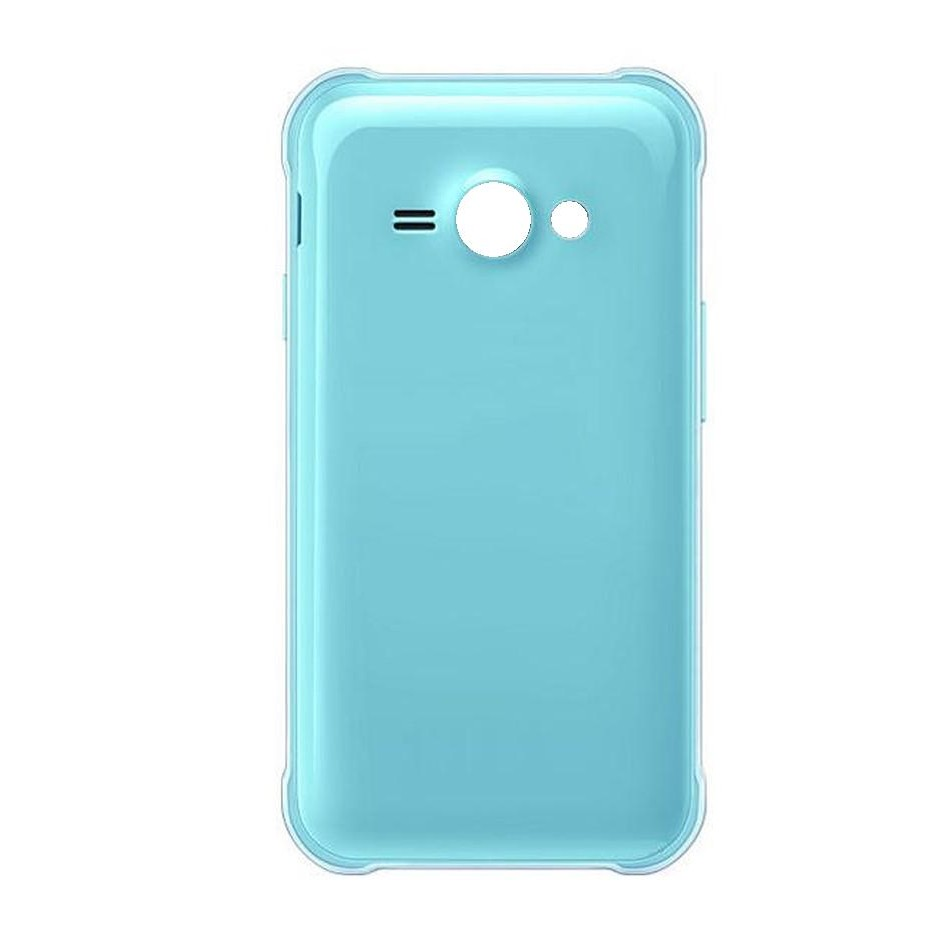 new arrival fd4ea 9cfa6 Back Panel Cover for Samsung Galaxy J1 Ace - Blue