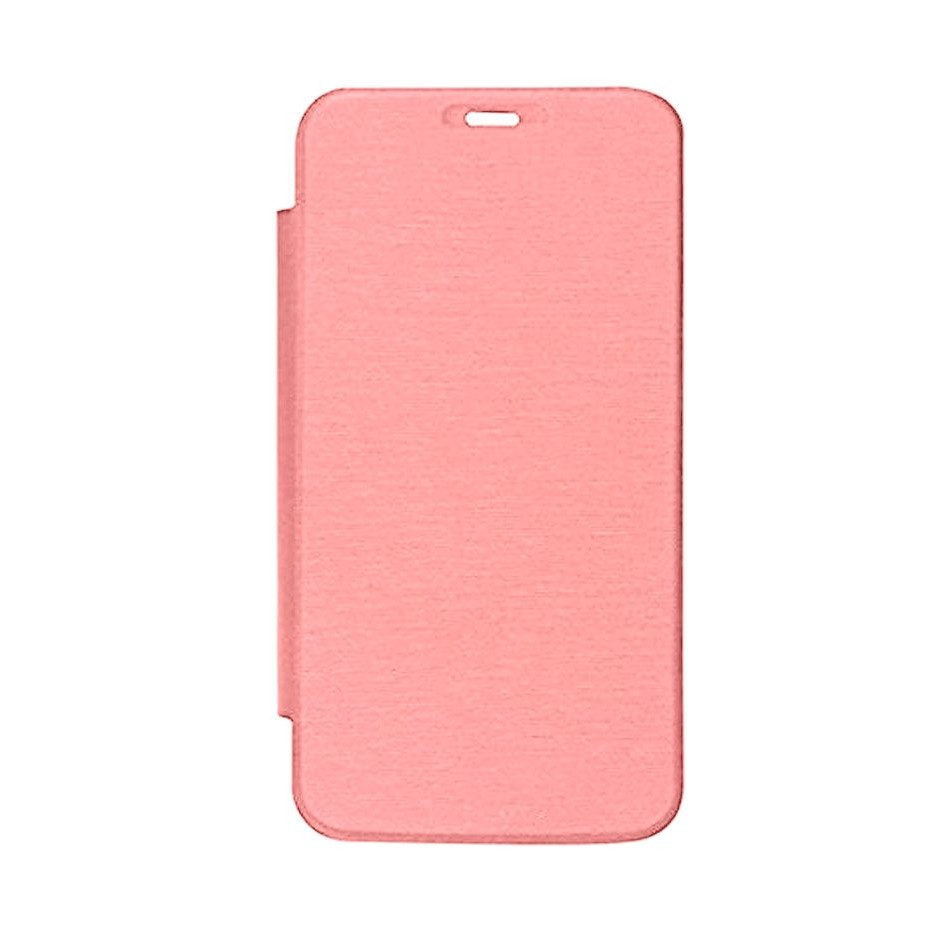 3a317582c Flip Cover for Samsung Galaxy J7 Prime - Rose Gold by Maxbhi.com