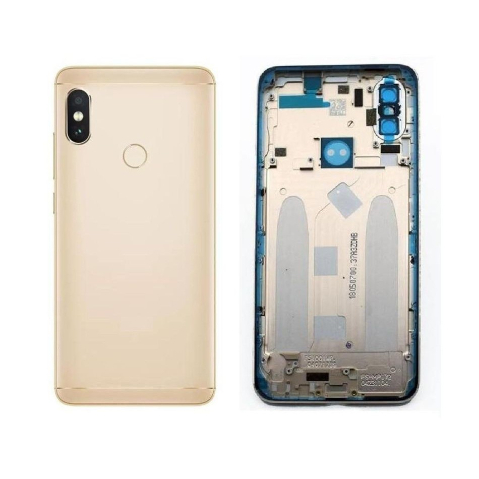 Full Body Housing for Xiaomi Mi A2 - White
