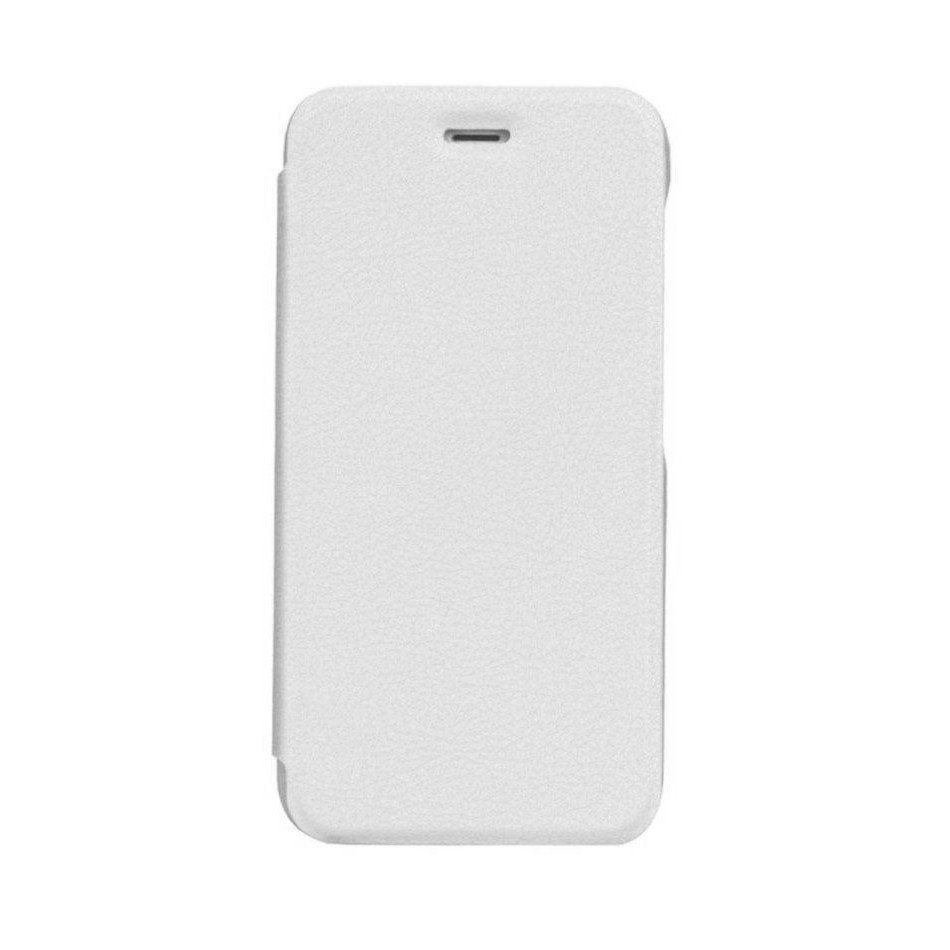 350675e3a11 Flip Cover for Xiaomi Redmi Note 5 Pro - White by Maxbhi.com