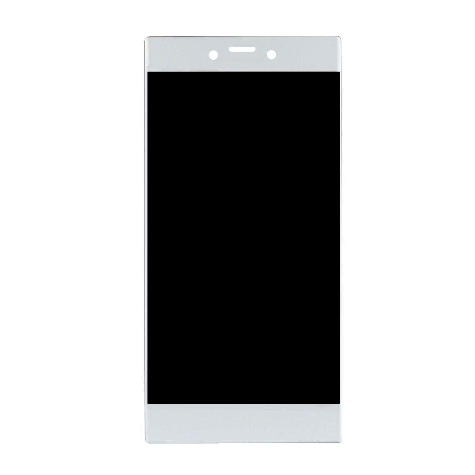 new arrival 271ef 4c1c5 LCD with Touch Screen for Sony Xperia R1 Plus - White (display glass combo  folder)